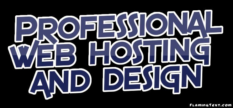 Web Design & Website Hosting