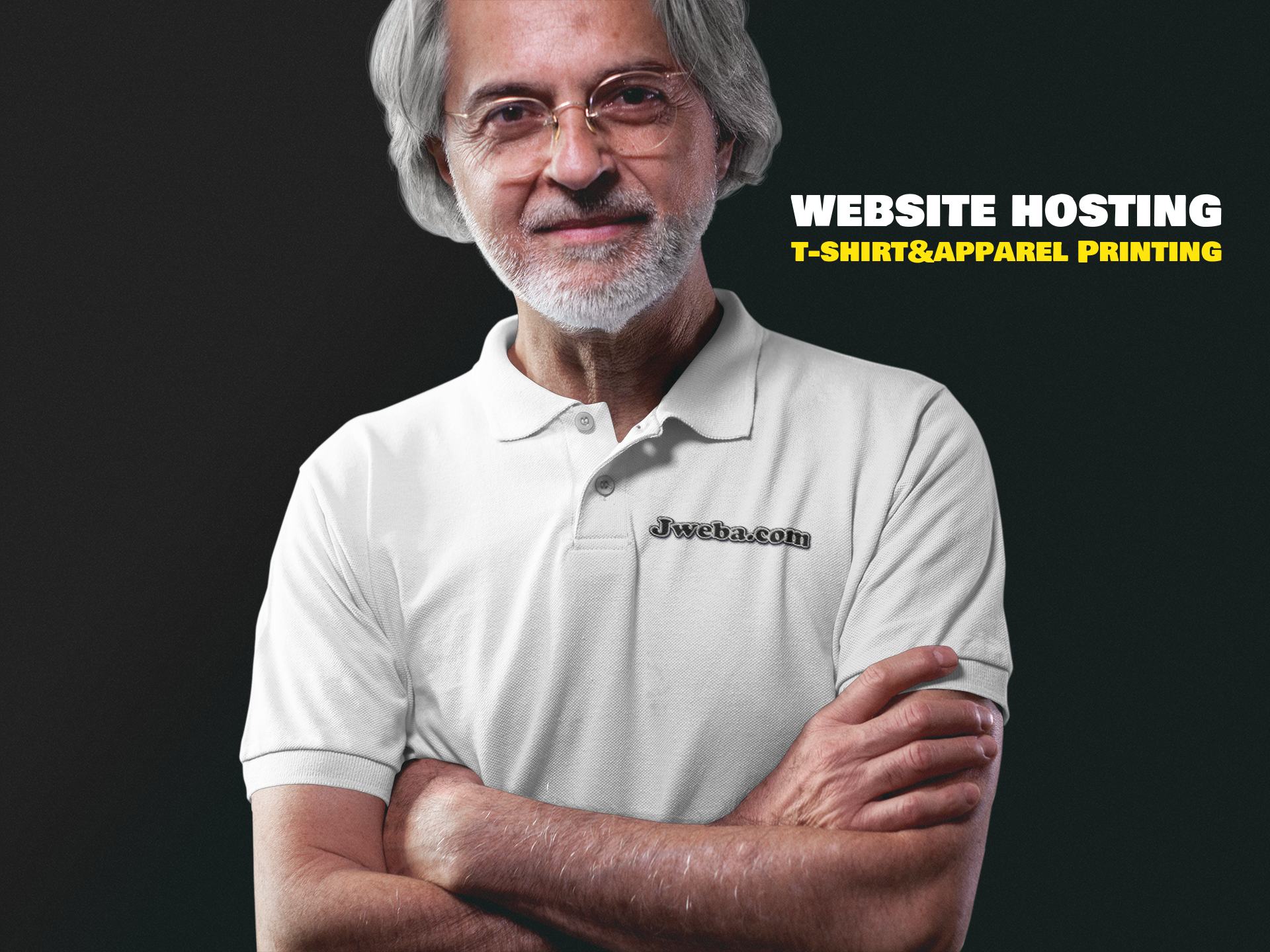 Jweba Website Hosting & Apparel Printing